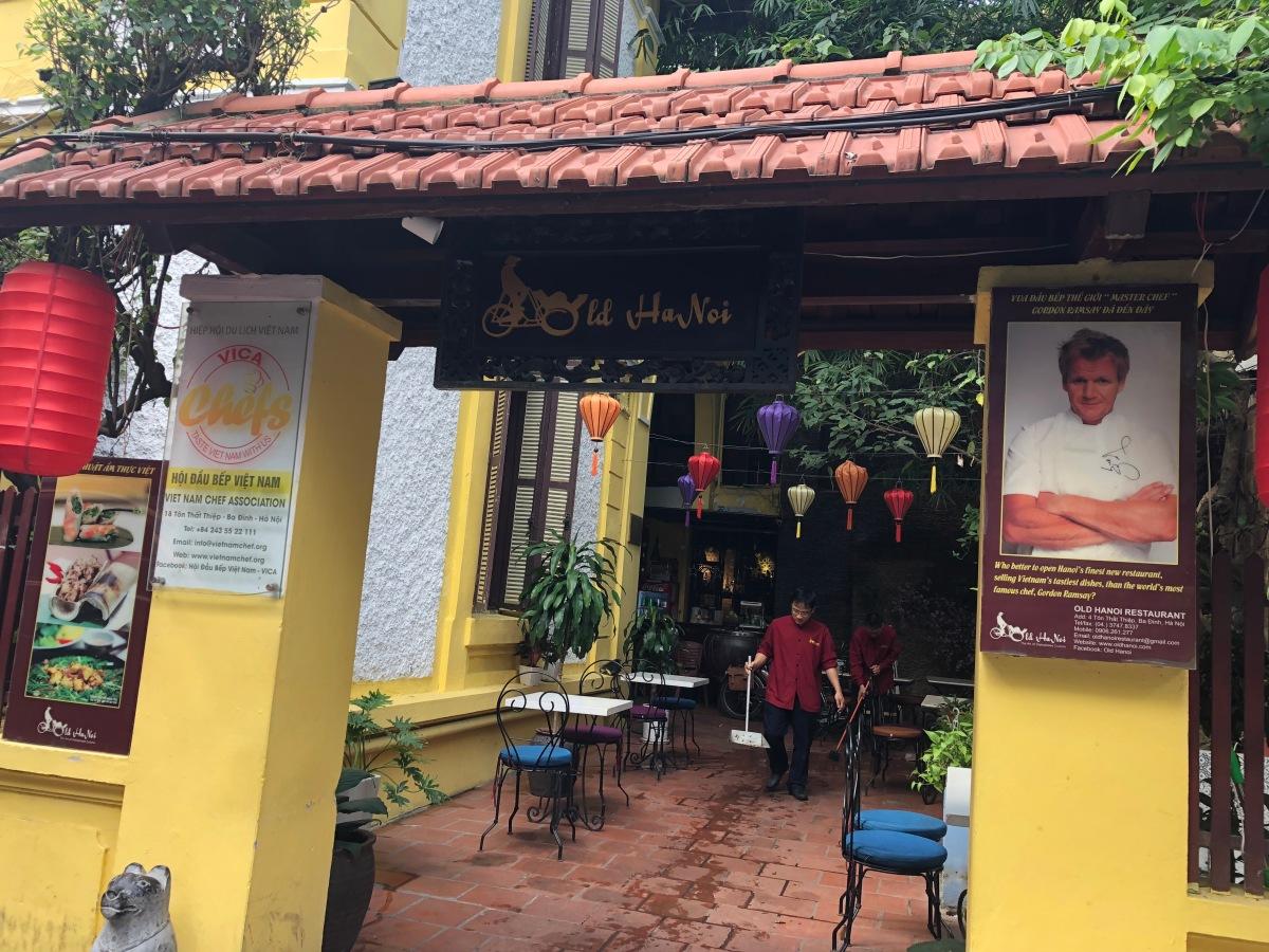 Old Hanoi Restaurant – GUIDE MI