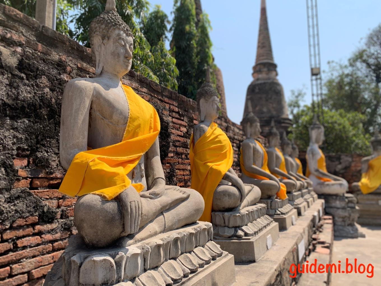 Wat Chaiwatthanaram Ayutthaya