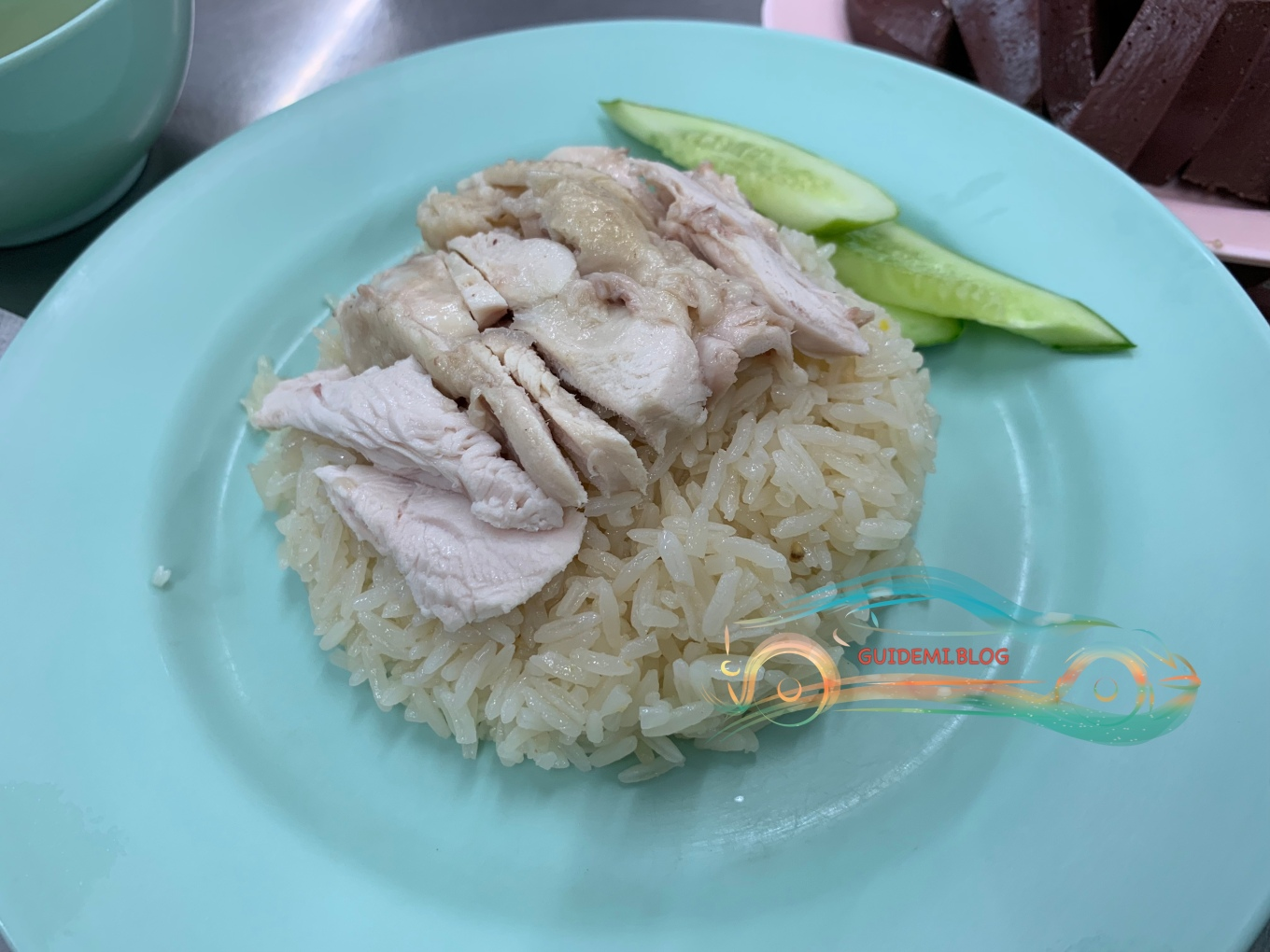 Go Ang Pratunam Chicken Rice