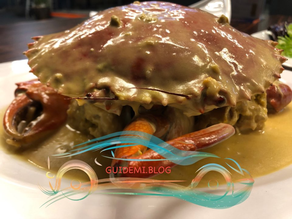 Butter Cream Crab