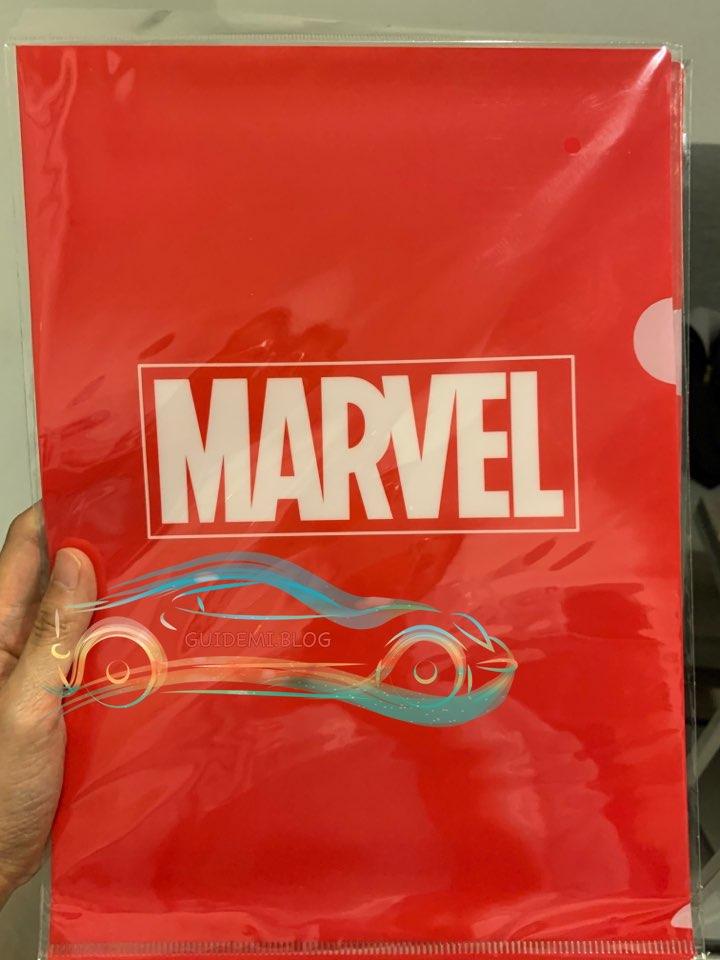 Miniso Thailand Marvel 09