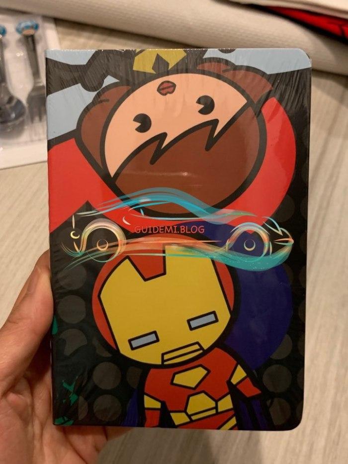 Miniso Thailand Marvel